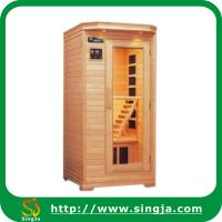 Buy cheap Carbon Fiber Heather Far Infrared Sauna Cabin House(ISR-17) product