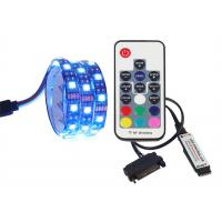 China Computer Case Magnetic Rgb Led Strip 120 Degrees With Power Supply Interface on sale