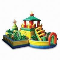 Buy cheap Inflatable Play Structures, Customized Design Accepted from wholesalers