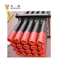 Buy cheap High Performance DTH Drill Pipe / High Grade Steel Drill Pipe Acid Resistance from wholesalers