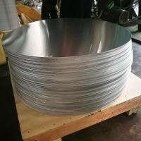 Buy cheap OEM Round Aluminum Discs For Non Stick Pan ISO9001 SGS Approval from wholesalers