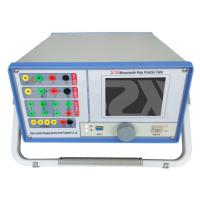 Buy cheap Digital Relay Protection Tester Microcomputer Control Universal Relay Test from wholesalers