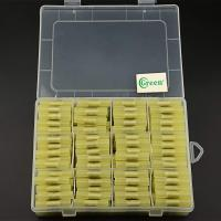 Wholesale Green Wire Butt Connectors AWG 12 - 10 HDPE Electrical Wire Crimp Insulated from china suppliers