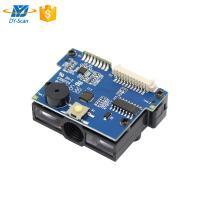 Buy cheap Small Size 1D Laser Barcode Scanner Module 300 Times / S Decoding Speed Durable product