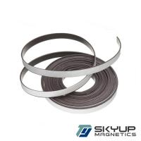 Buy cheap Customized Isotropic Flexible Magnetic Tape/ Rubber Magnet with Self-Adhesive from wholesalers