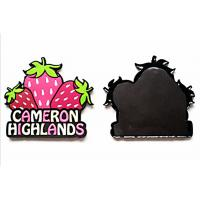 Buy cheap Modern Type Soft Fridge Magnets Injection Logo Technics Offered Freely Design from wholesalers