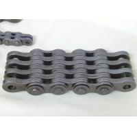 Precision Toleranced Roller Conveyor Chain Stainless Steel Alkali Resistant Manufactures