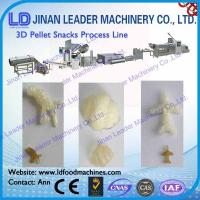Wholesale Automatic Flour Frying Snacks Pellets Food Processing Machine from china suppliers