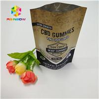 Buy cheap Doypack k Aluminum Foil Pouch Premium CBD Hemp Flower Tea Packaging Smell Proof from wholesalers