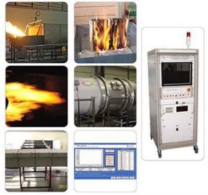 Solar Cell Spread Flammability Fire Testing Equipment ASTM E 108 - 04 UL 1730