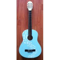 Wholesale Decal Wooden Toy Guitar from china suppliers
