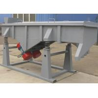 Buy cheap Multipurpose Linear Motion Vibrating Screen For Chemical Metallurgy Industry from wholesalers