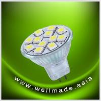 Buy cheap LED Light MR11 12SMD5050 from wholesalers