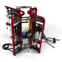 Buy cheap Commercial Grade Synergy Gym Equipment With Accessories Optional from wholesalers