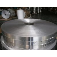 Plain Aluminium Edging Strip for Transformer , 16mm-1500mm Width Manufactures