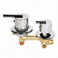 Buy cheap Constant temperature shower faucet, child stop can be set from wholesalers