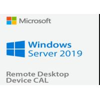 Wholesale Windows Server 2019 Remote Desktop Service Microsoft Operating Systems CALs - Device User Connections from china suppliers
