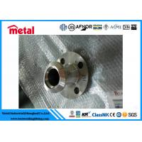 Buy cheap Durable Petroleum Alloy Steel Flanges High Tensile Strength For Pipe Industry from wholesalers
