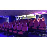 Wholesale Elegant Electric Dynamic 7D Cinema System In Entertainment Places from china suppliers