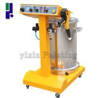 Buy cheap Multifunction Powder Coating Spray Machine 50 L Volume Powder Barrels product