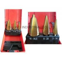 Wholesale 3PC Taper Drill Set from china suppliers
