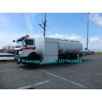 Buy cheap Beiben North Benz Special Purpose Vehicle Airplane Fuel Truck 6x6 All Wheel Drive from wholesalers