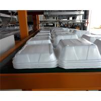 Buy cheap Styrofoam PS Foam Food Container Thermoforming Machine 1000 / 1250mm from wholesalers