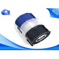 Buy cheap 0.25mm / 0.5mm White Sheath PMMA  Fiber Optic Patch Cables Smooth Surface from wholesalers