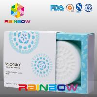 Wholesale White Cardboard Soap Packaging Paper Box With Custom Design from china suppliers