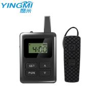 Wholesale Smart Bluetooth Audio Guide Communication System Ear Hanging Receiver For Travel Agency from china suppliers