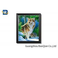 Wholesale Fashionable 3D Effect 5D Lenticular Printing Picture For Home Decoration from china suppliers