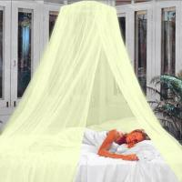 Buy cheap knitted polyester net/king size canopy beds from wholesalers