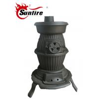Buy cheap Pot Belly Stove, Round Stove, Wood Fireplace from wholesalers