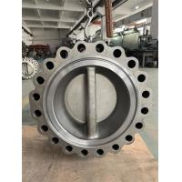 Buy cheap Forged Type Lug Double Disc Check Valve F316L Body Retainerless Design Class 1500 from wholesalers