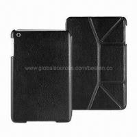 Buy cheap PU hard case for iPad mini from wholesalers