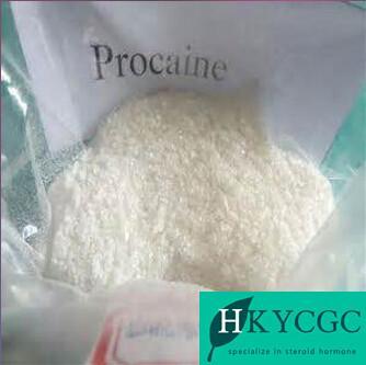 Quality 99.9% High Purity Novocain Topical Anaesthetic Procaine Base Novocaine Procaine for sale