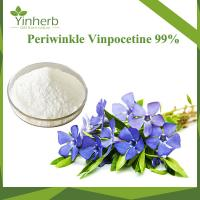 Buy cheap vinpocetine 99% periwinkle extract from wholesalers