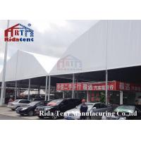 Buy cheap 300 Persons Large Aluminum White Canopy Tent For Great Wedding Party And Sports Events from wholesalers