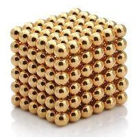 Buy cheap N35 sphere Neocube toys with gold plating from wholesalers