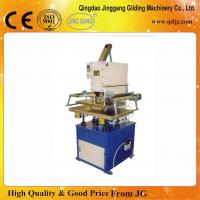 Buy cheap TJ-23 Large Area Pneumatic Hot Foil Stamping Machine from wholesalers