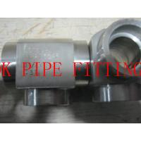 Buy cheap ANSI B 16.11 Forged Steel Fittings, Socket-Welding and Threaded from wholesalers