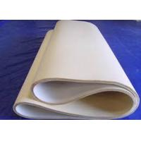 Buy cheap 8mm Thickness High Temp Resistance 100% Nomex Blanket For Textile Finishing Machine from wholesalers