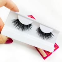 Buy cheap Own Brand Beauty Makeup Tools Premium Synthetic Eyelashes Korean Silk from wholesalers