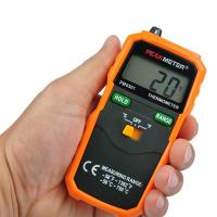 Buy cheap Industrial K - Type Digital Thermometer Humidity Meter Mini Probe And Data Hold from wholesalers