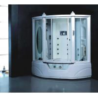 Buy cheap Black colour steam shower room K065 from wholesalers