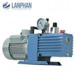 Buy cheap Lanphan Hot Oil 1400rmin 1L Rotary Vane Vacuum Pump from wholesalers