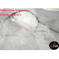 Buy cheap CAS 303-42-4 White Anti Eatrogen Steroids Powder Methenolone Enanthate / Primobolan Depot for Muscle Growth from wholesalers