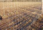 Buy cheap 2.5mm Wire Hinged Joint Galvanized 1.2m High Agricultural Fencing from wholesalers