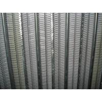 Plaster Background Wire Mesh Lath 0.25 / 0.3mm Thickness Building Material