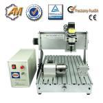 Buy cheap mini small 3020 desktop milling cnc machine from wholesalers